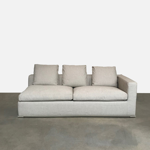 Omnia Right End Sofa Bed