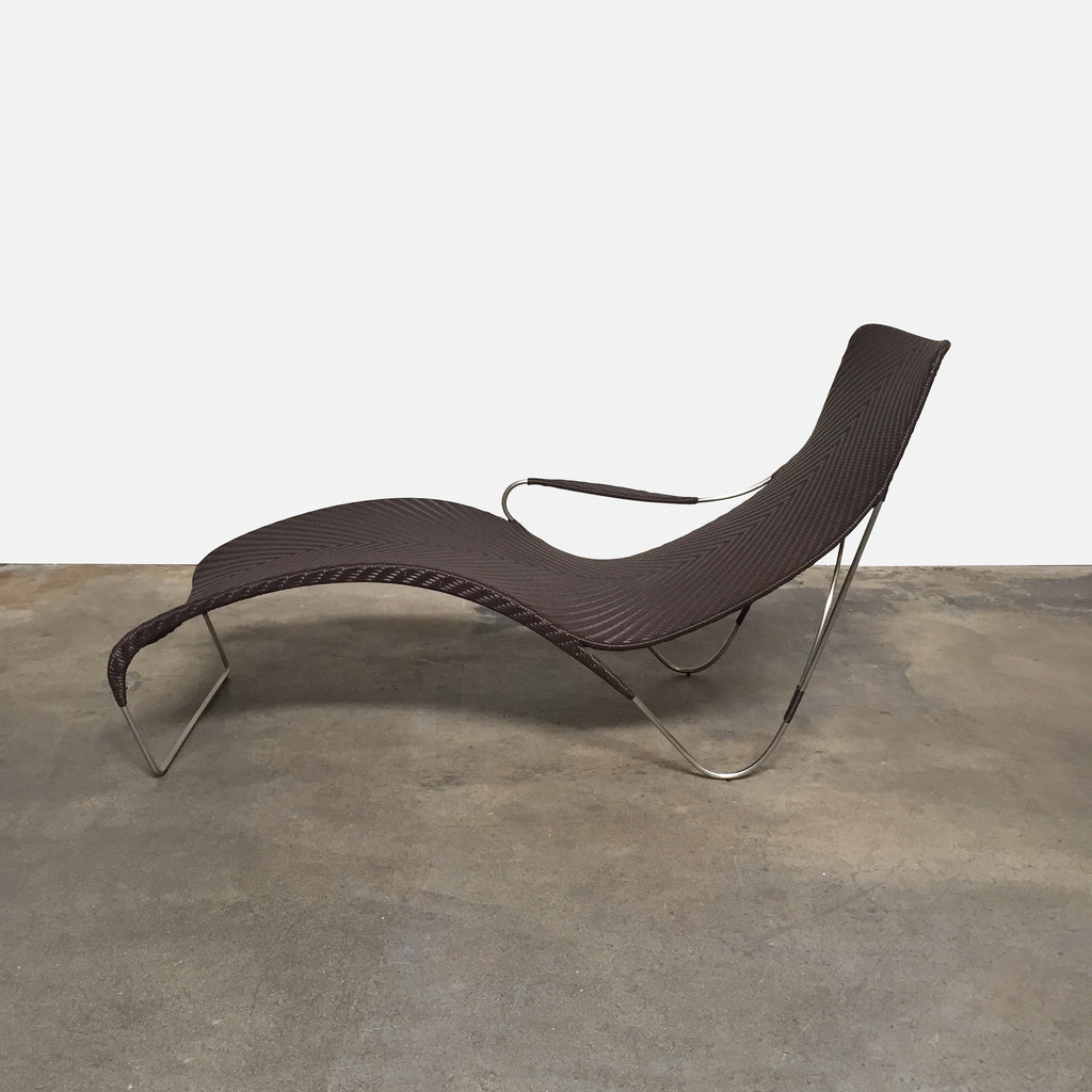 Outdoor Chaise Lounge (4 in Stock), Outdoor Chaise - Modern Resale