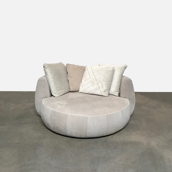 Moony Swivel Sofa