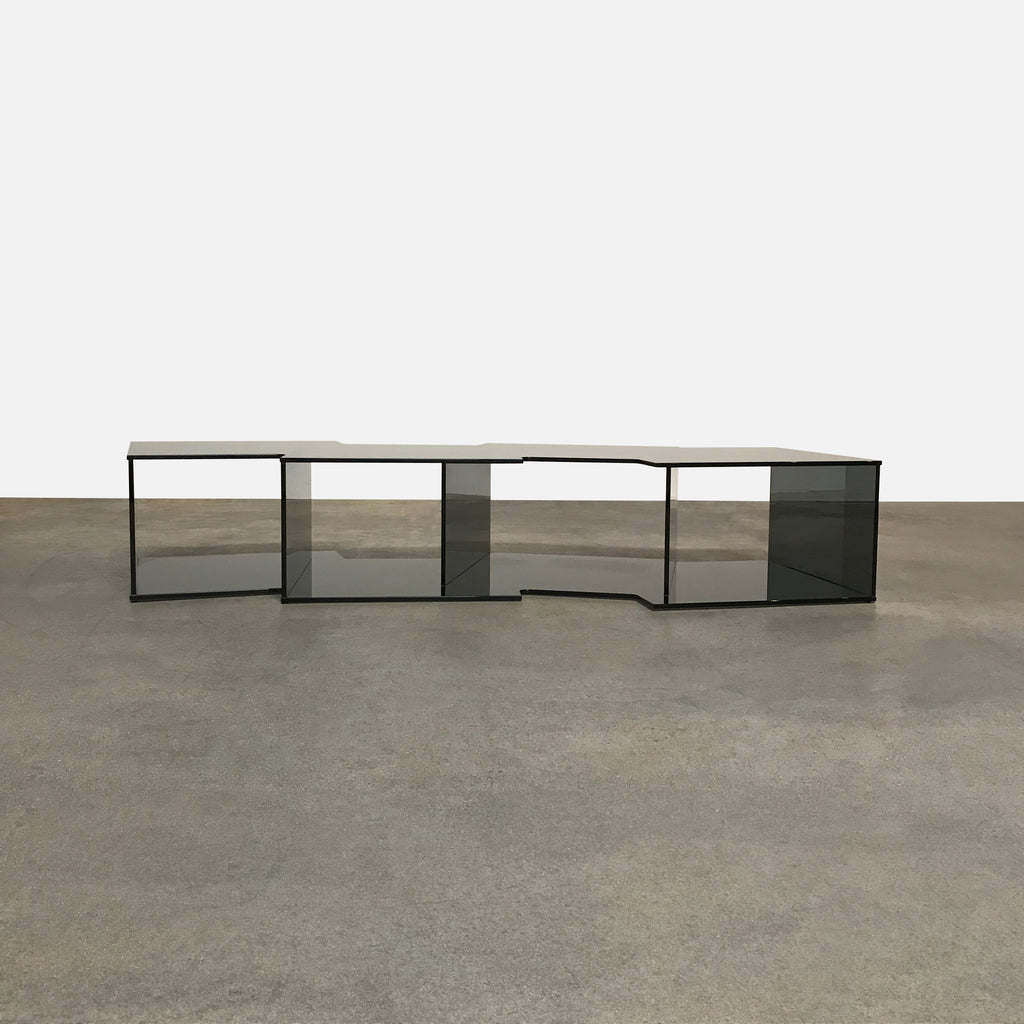 Offset Coffee Table, Coffee Table - Modern Resale