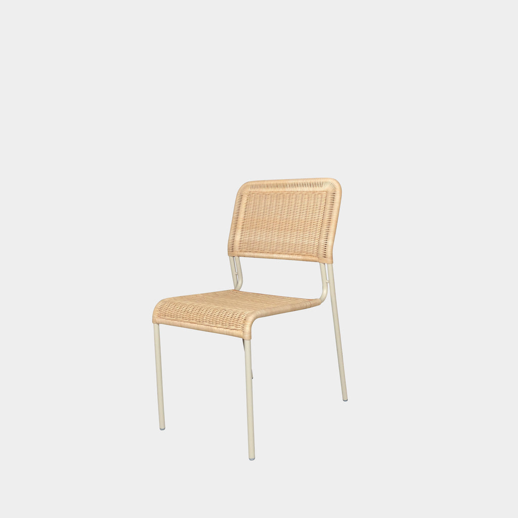 Driade Wicker Dining Chairs Indoor | Outdoor | LA | Consignment