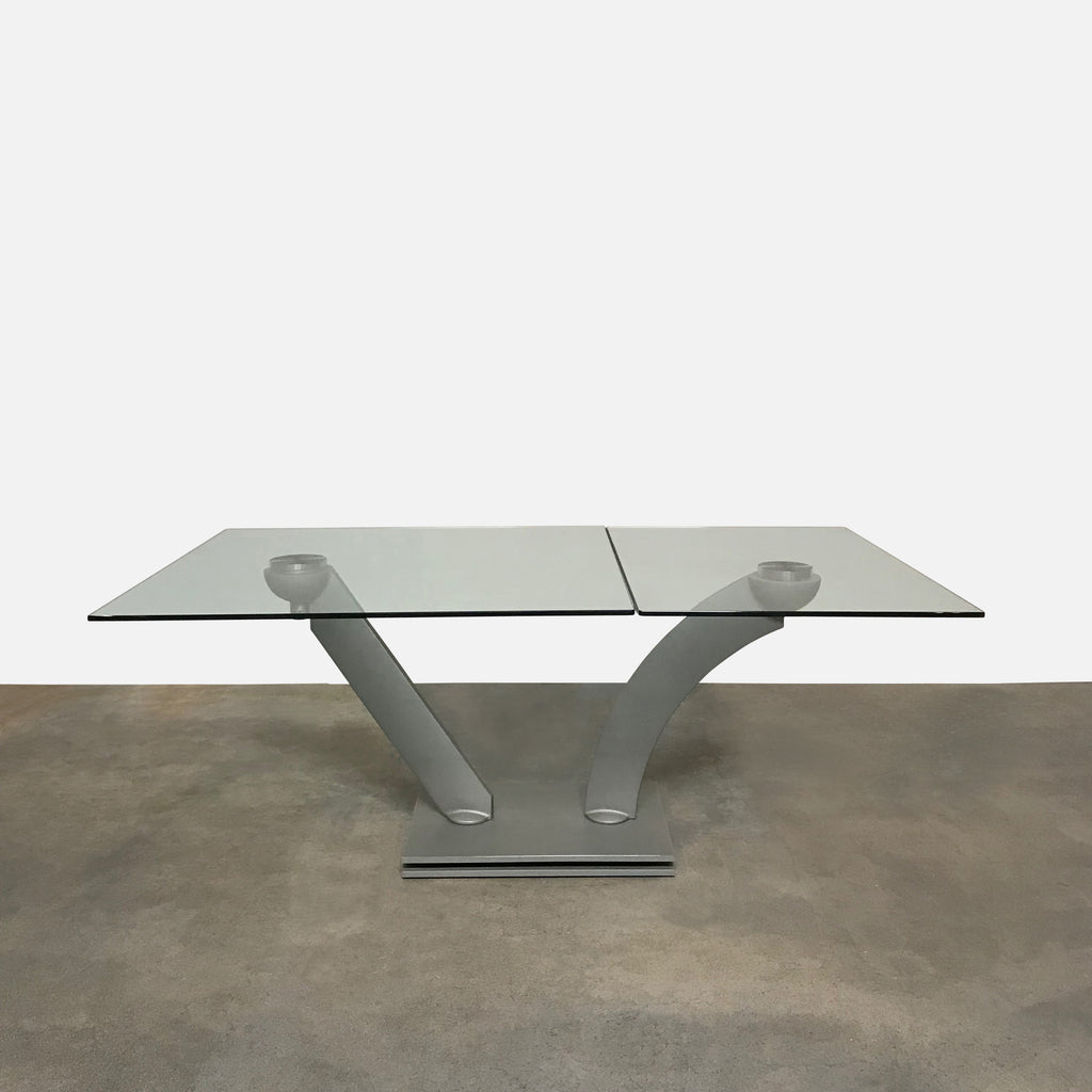 Banzai Expandable Dining Table, Dining Table - Modern Resale