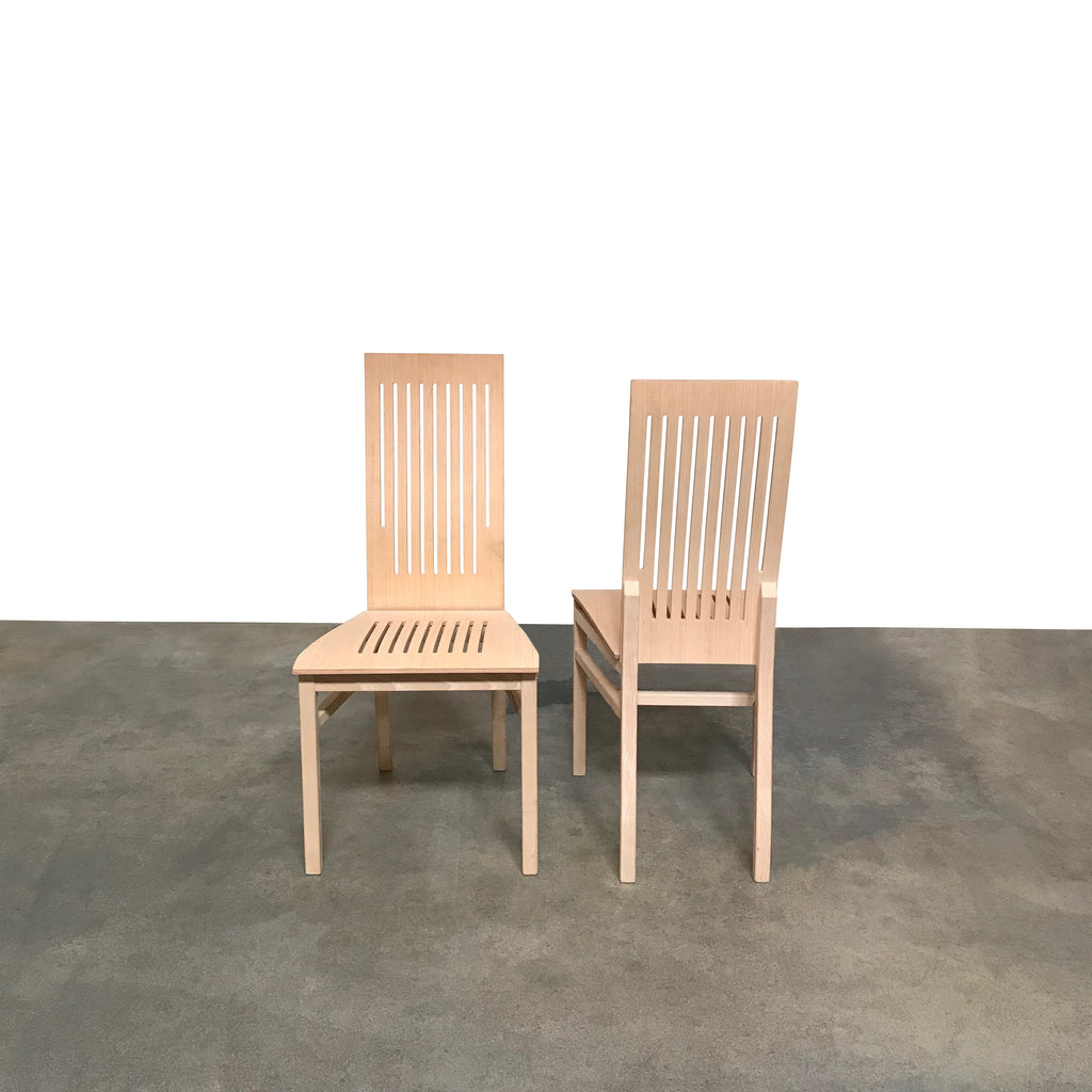 High-Back Dining Chair (set of 2), Dining Chair - Modern Resale