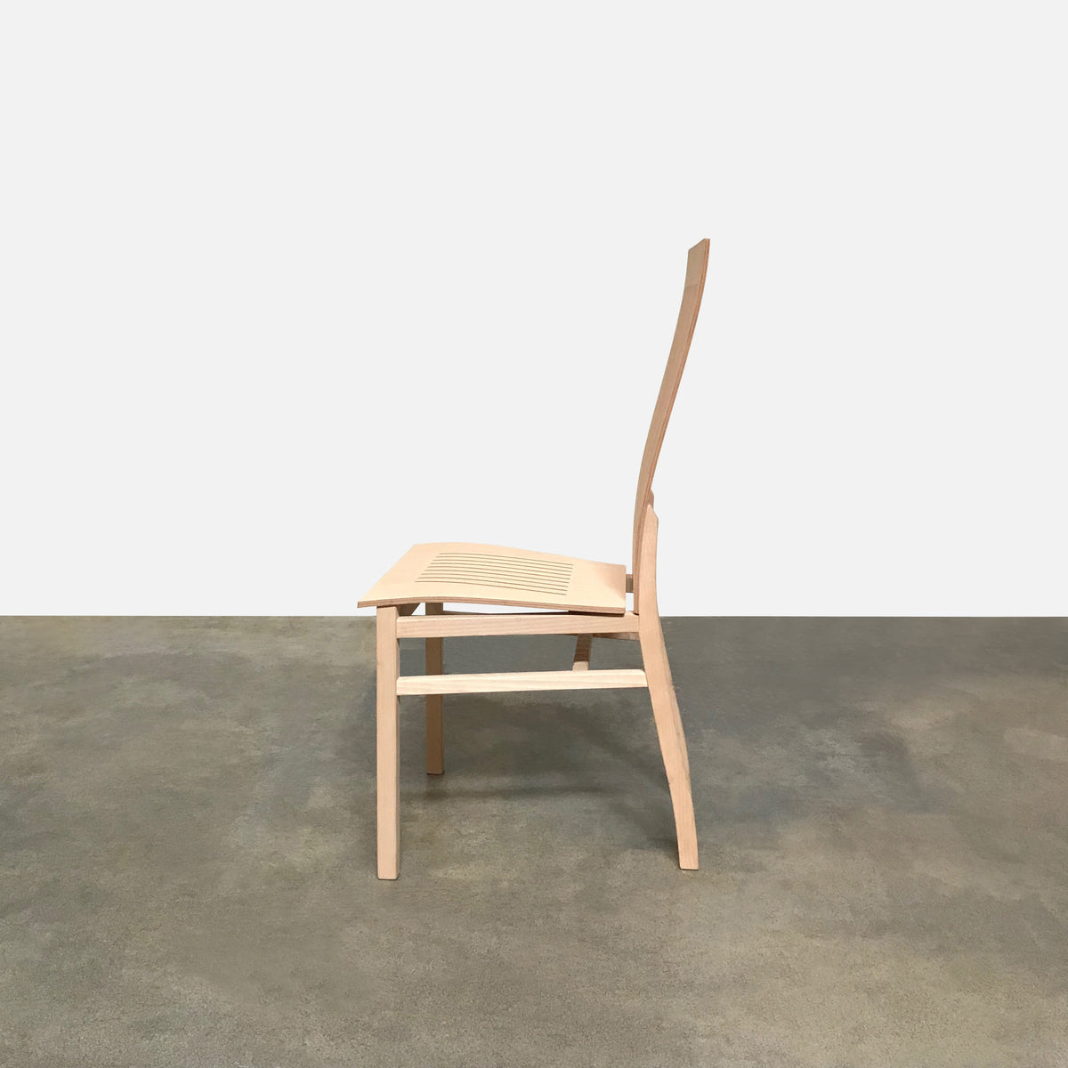 Gramrode High-Back Beechwood  Dining Chair
