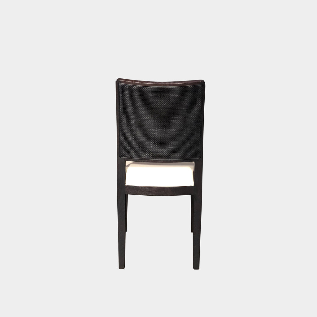 Maxalto Ivory Leather Calipso Dining Chair | LA | Consignment