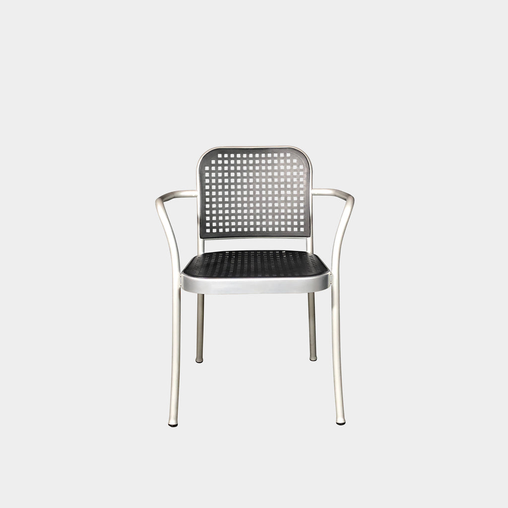 Silver Outdoor Chair