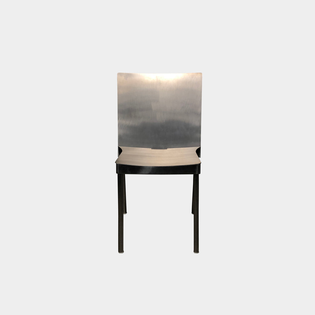 Brushed Aluminum Chair