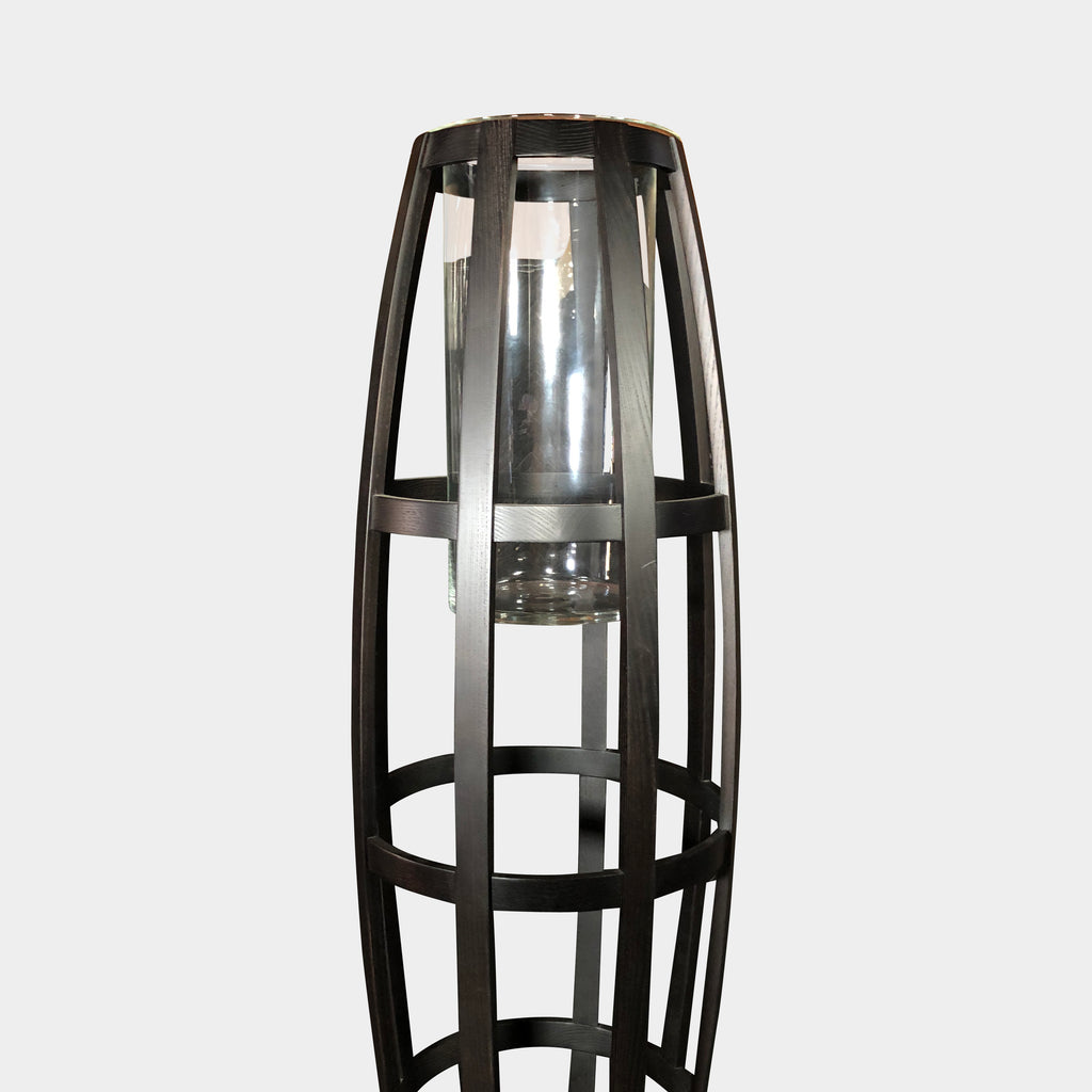 Ceccotti Tall Wooden Vase by Christophe Pillet | LA | Consignment