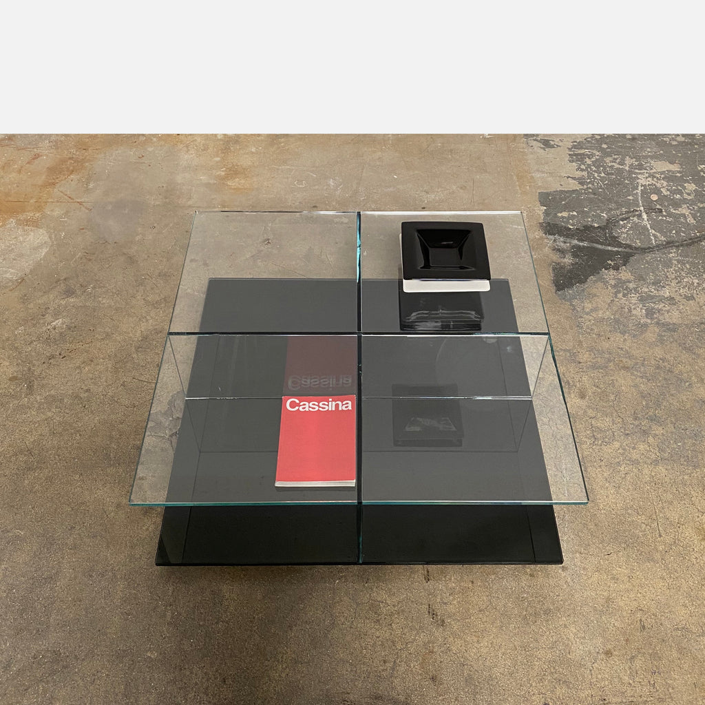 Mex Low Coffee Table - Modern Resale