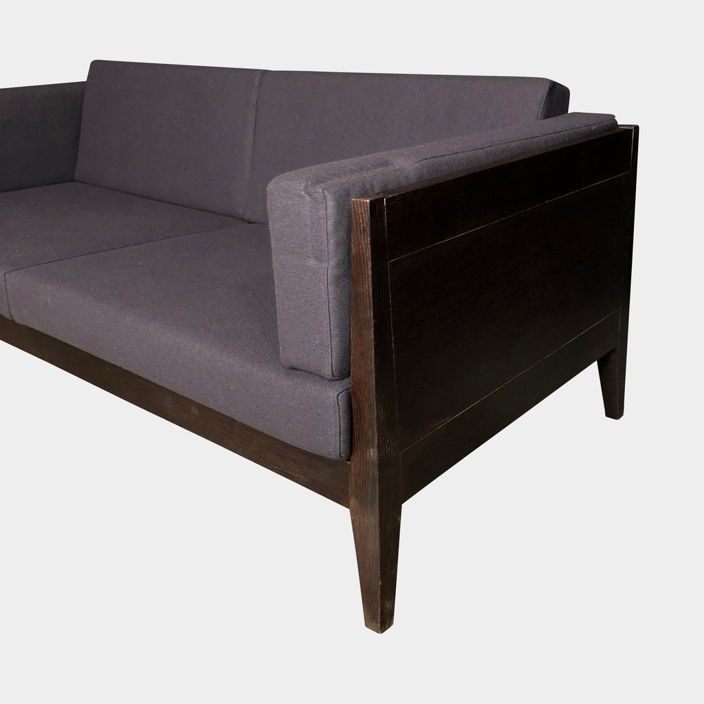 Artelano Brown Oak Sofa, Sofa - Modern Resale