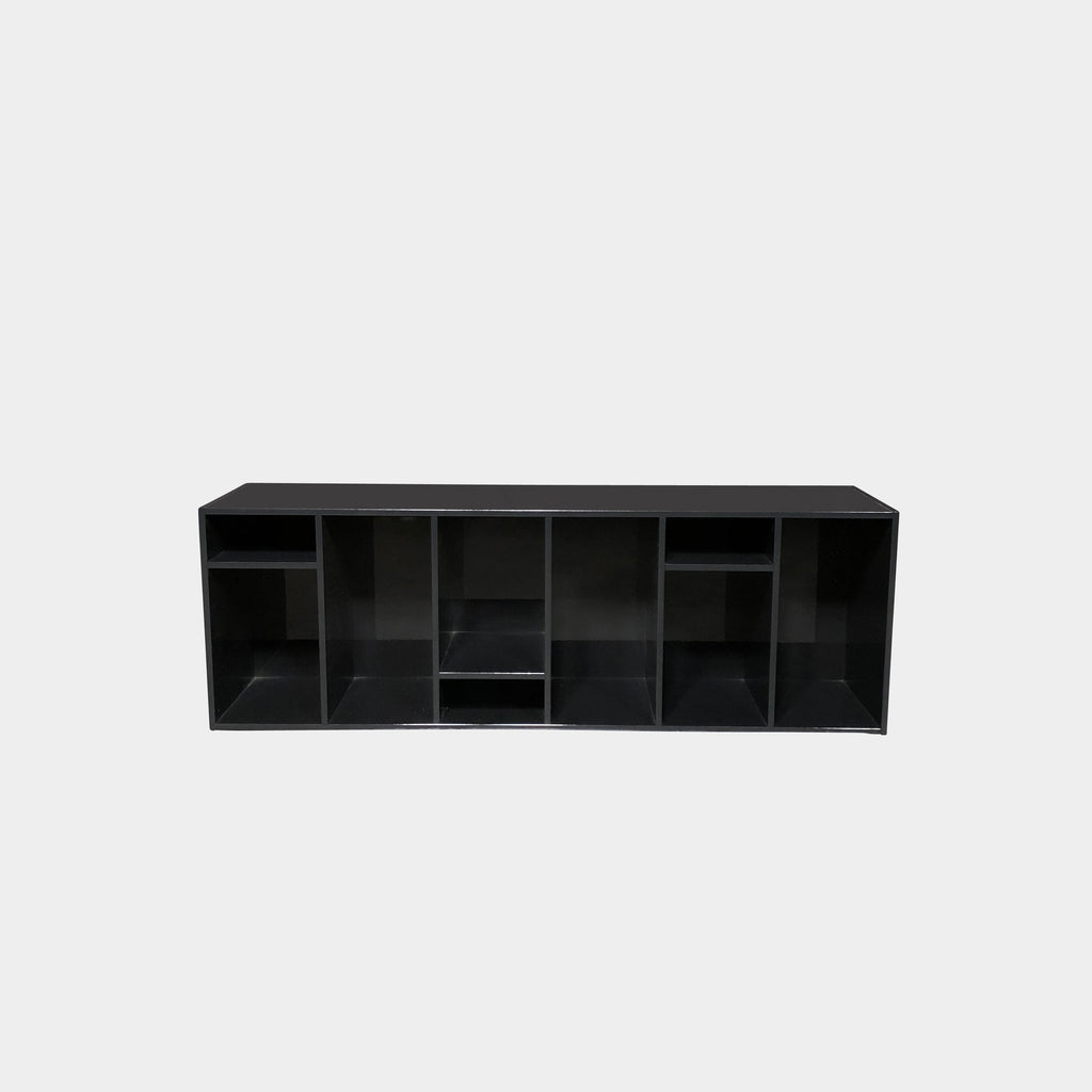 Book & Look Wall Mount Cabinet, Bookcase - Modern Resale