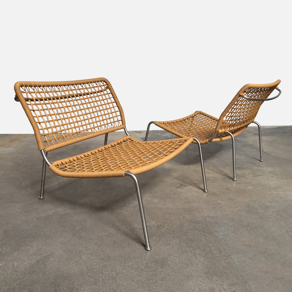 Frog Outdoor Lounge Chairs (2 available), Lounge Chair - Modern Resale