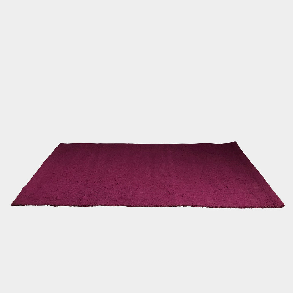 Low Shag Midnight Violet Rug, Rug - Modern Resale