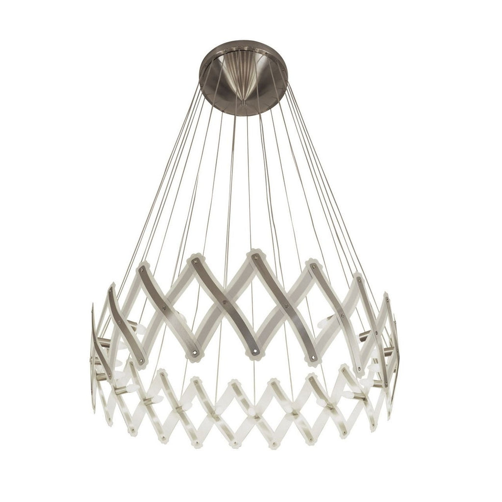Serien Lighting 'Zoom XL' Chandelier by Floyd Paxton