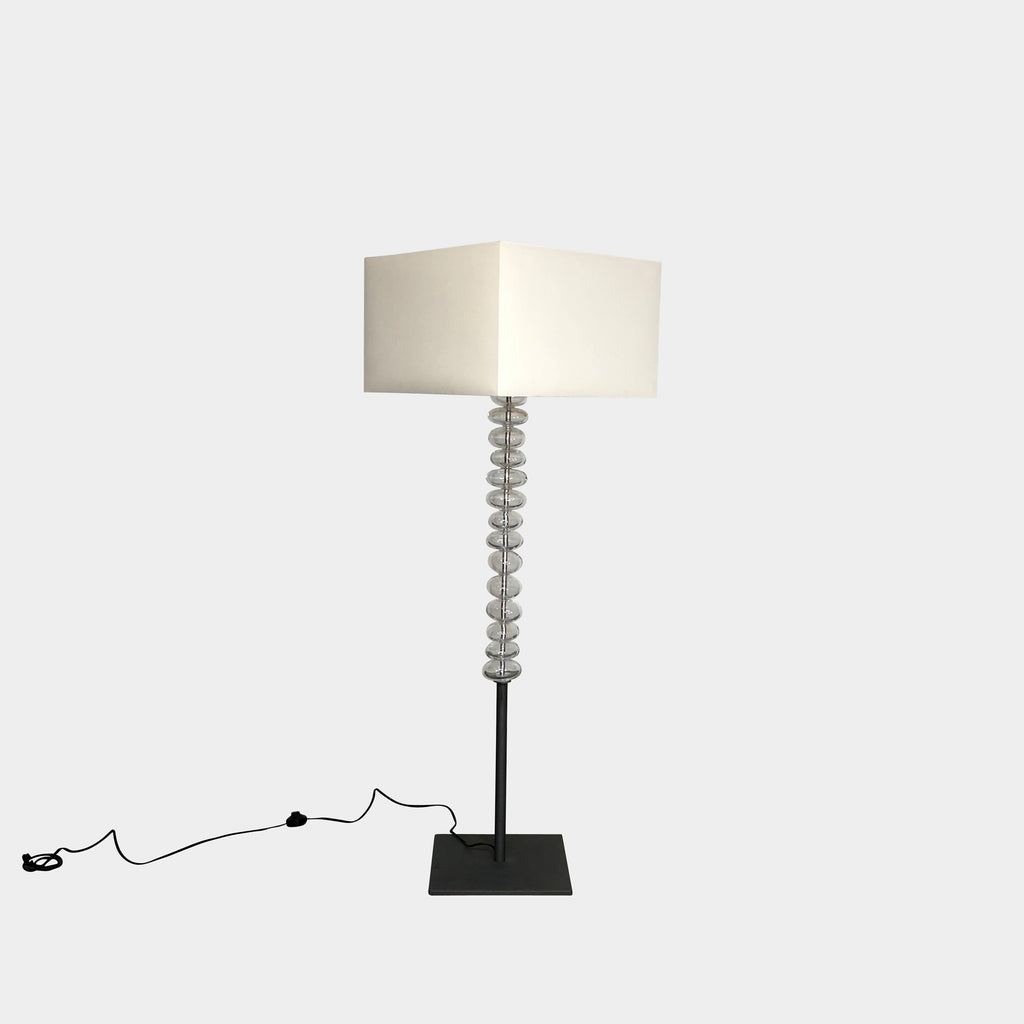 Poltrona Frau Glass Bubbles Fede Floor Lamp by Jean-Marie Massaud