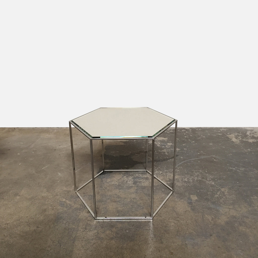 Hexagon Nesting Tables (Set of 3)