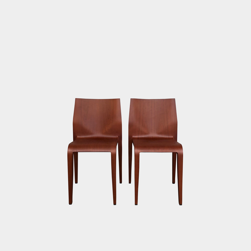 Alias La Leggera Cherrywood Chair by Riccardo Blumer