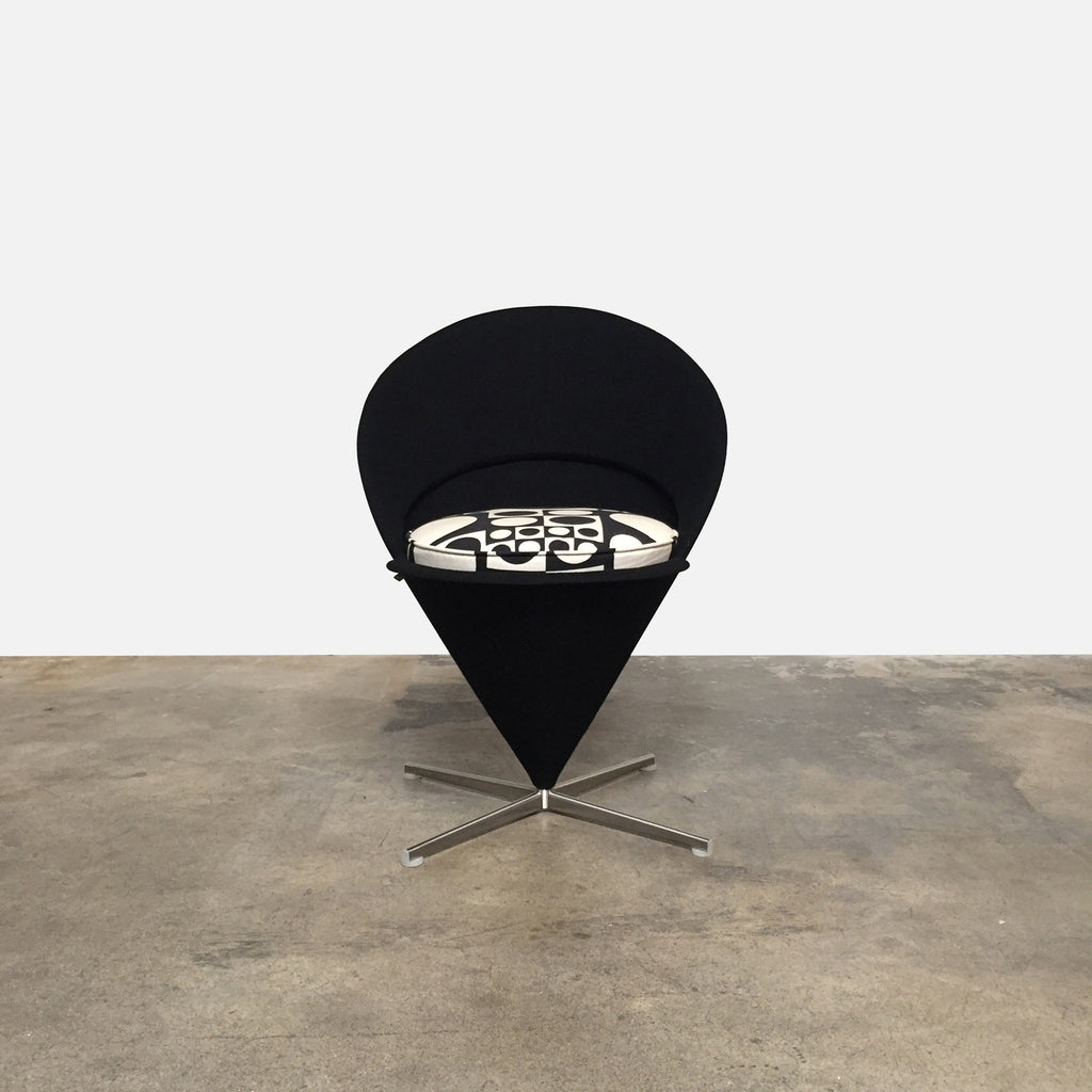 Vitra Cone Chair by Verner Panton