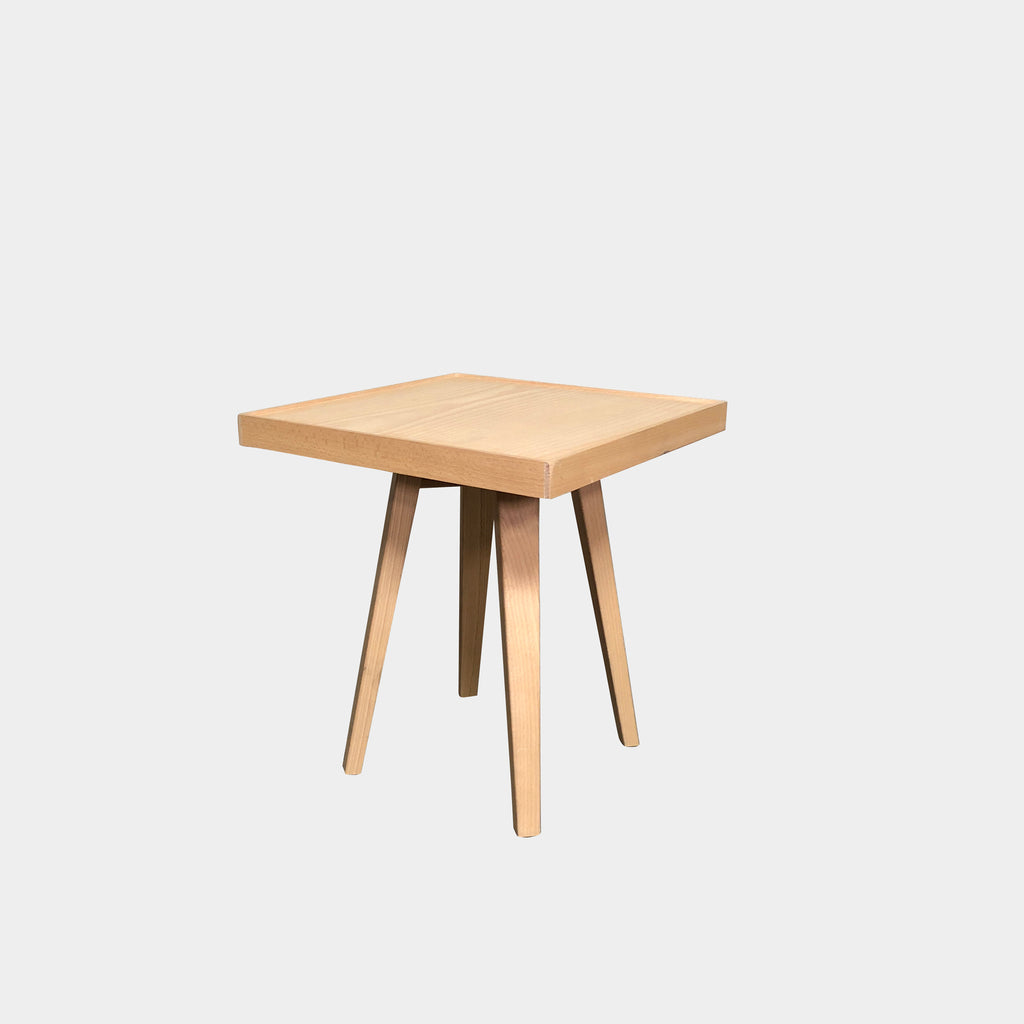 Artelano Light Oak Side Table