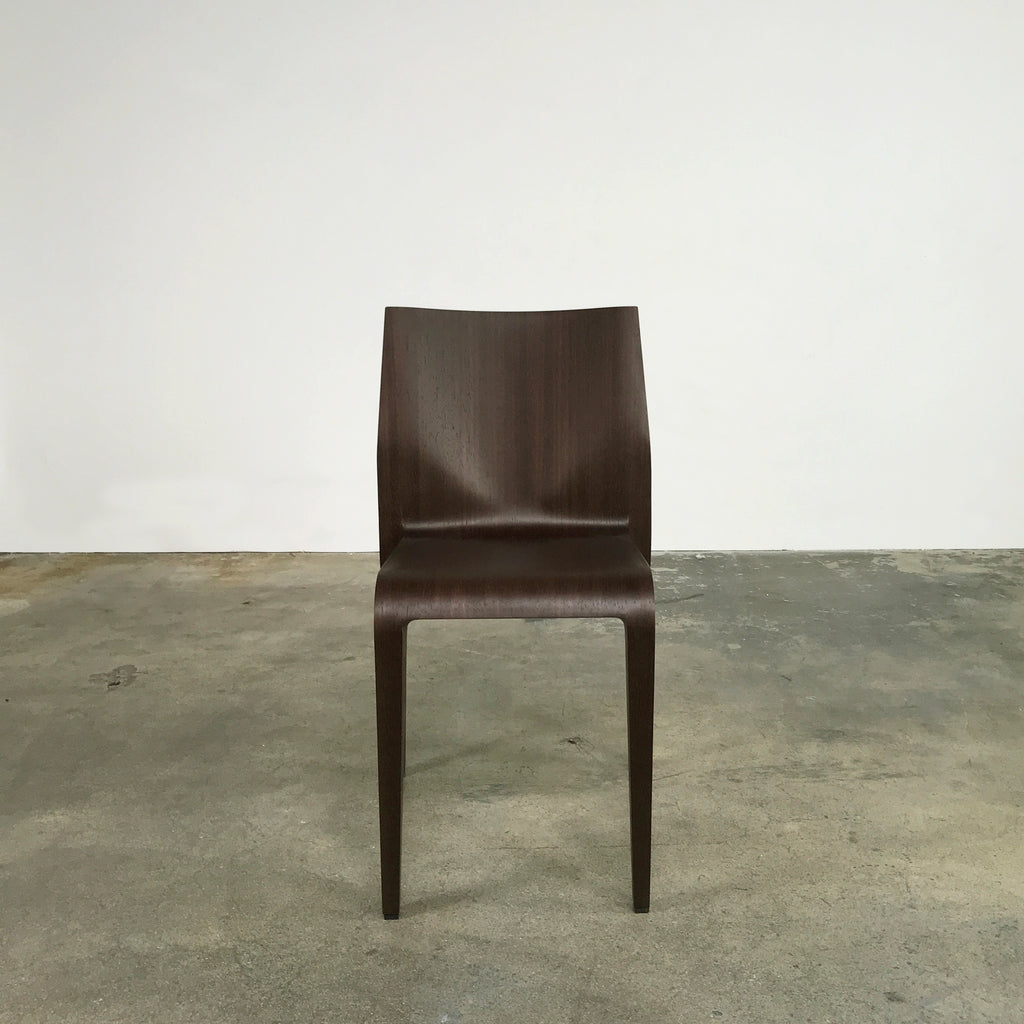 Alias Wenge Laleggera Stacking Chairs | LA | Consignment