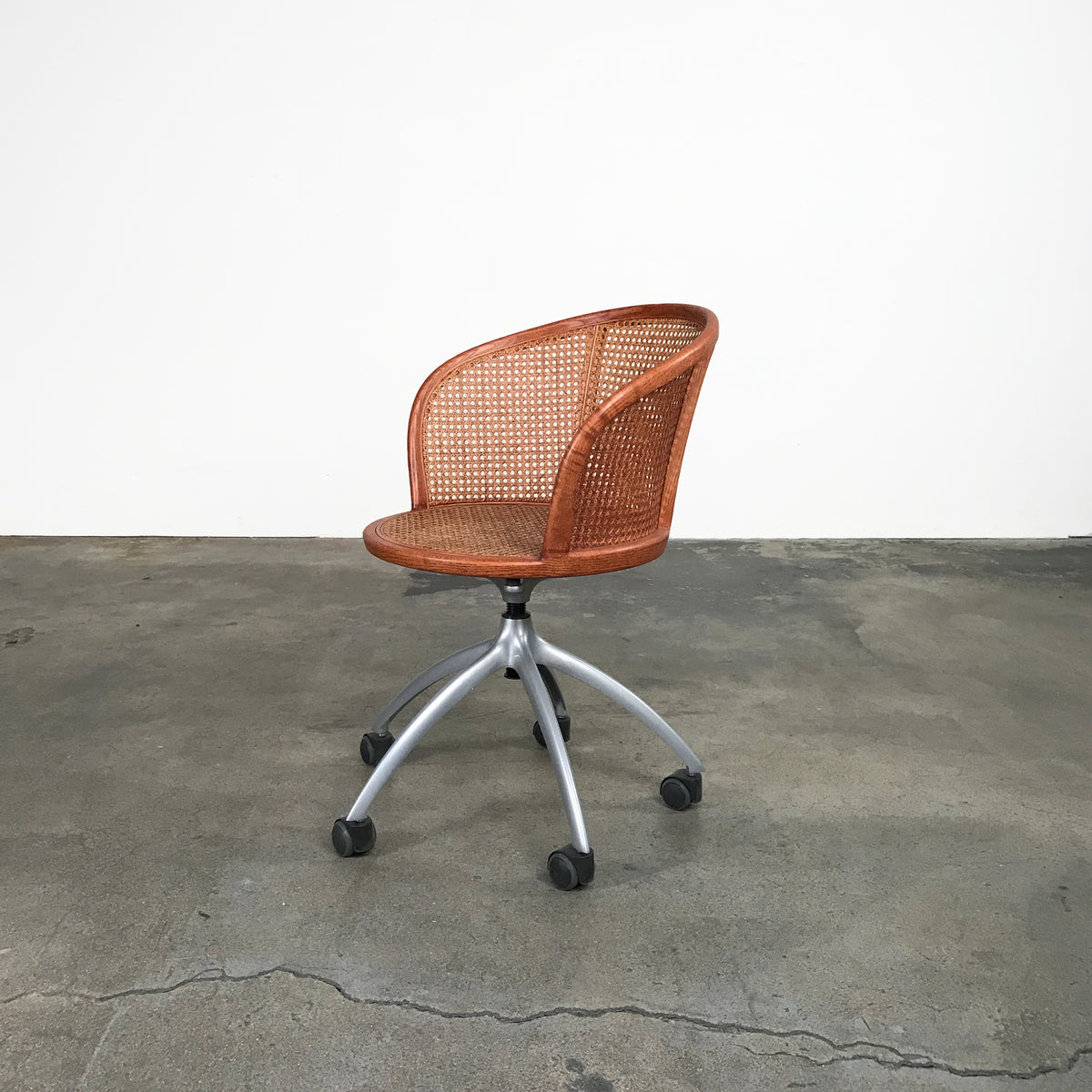 Alias Young Lady Swivel Chair by Paolo Rizzatto