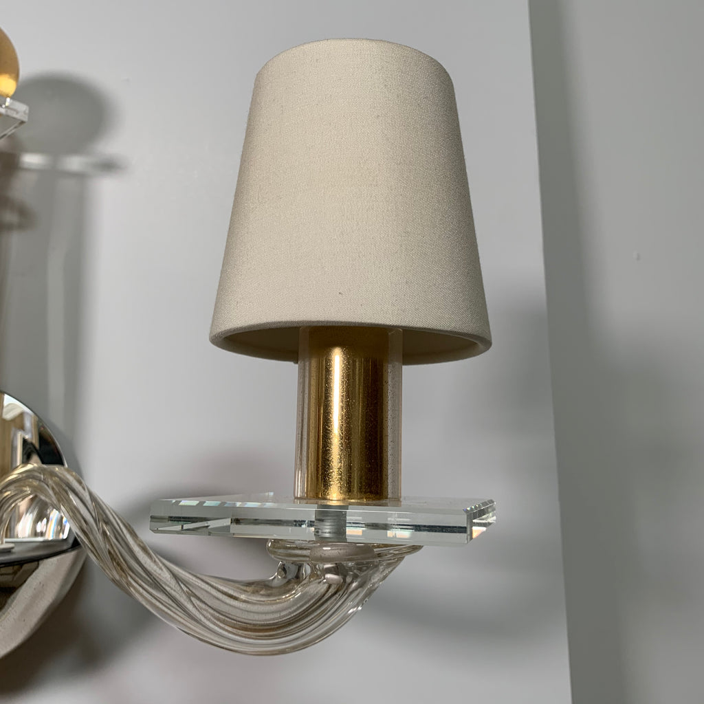 Stellare Sconce - 2 arm - Sold as a pair, Wall Lamp - Modern Resale