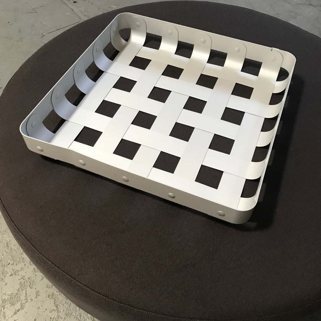 CrissCross Aluminum Basket, Accessories - Modern Resale