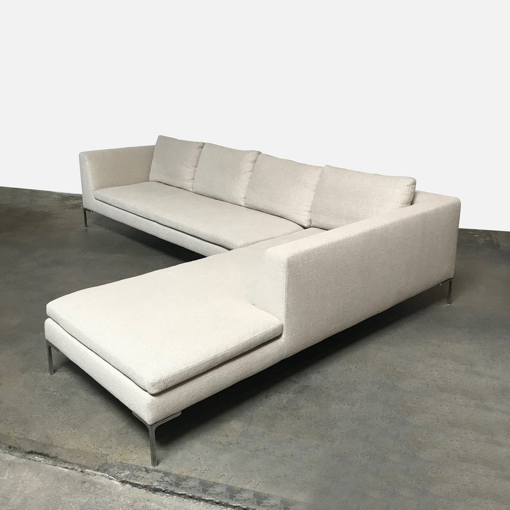 Stupendous Charles Sectional Ibusinesslaw Wood Chair Design Ideas Ibusinesslaworg