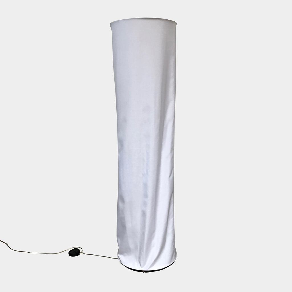 Fabric Column Floor Lamp, Floor Lamp - Modern Resale