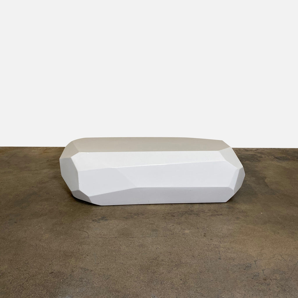 Meteor Occasional Table/Bench, Coffee Table - Modern Resale