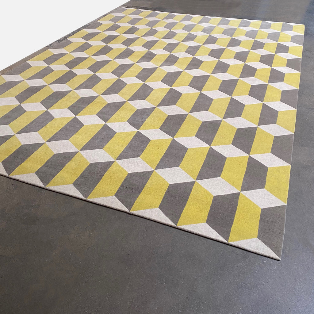 The Chiesa Rug, Rug - Modern Resale
