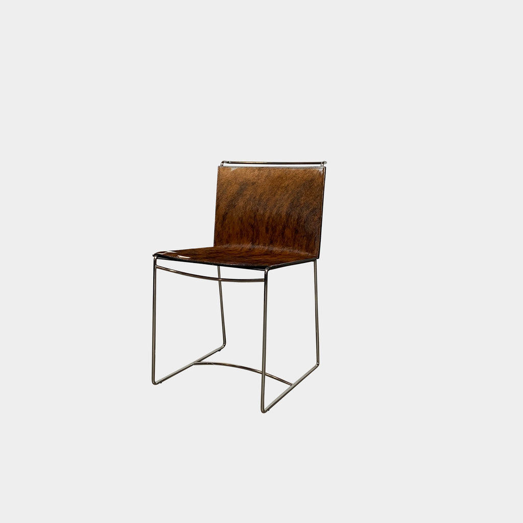 Fil Cowhide Chair, Chair - Modern Resale