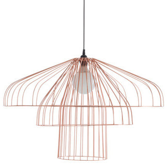 Parachute Hanging Pendant, Ceiling Light - Modern Resale