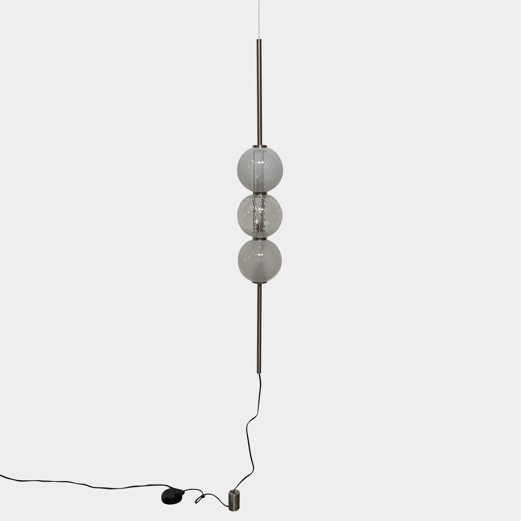 Abaco 3 Suspension Fixture, Ceiling Light - Modern Resale