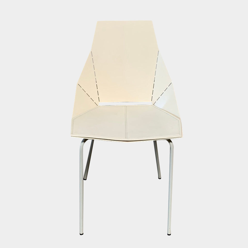Ivory Outdoor Dining Chair, Dining Chair - Modern Resale