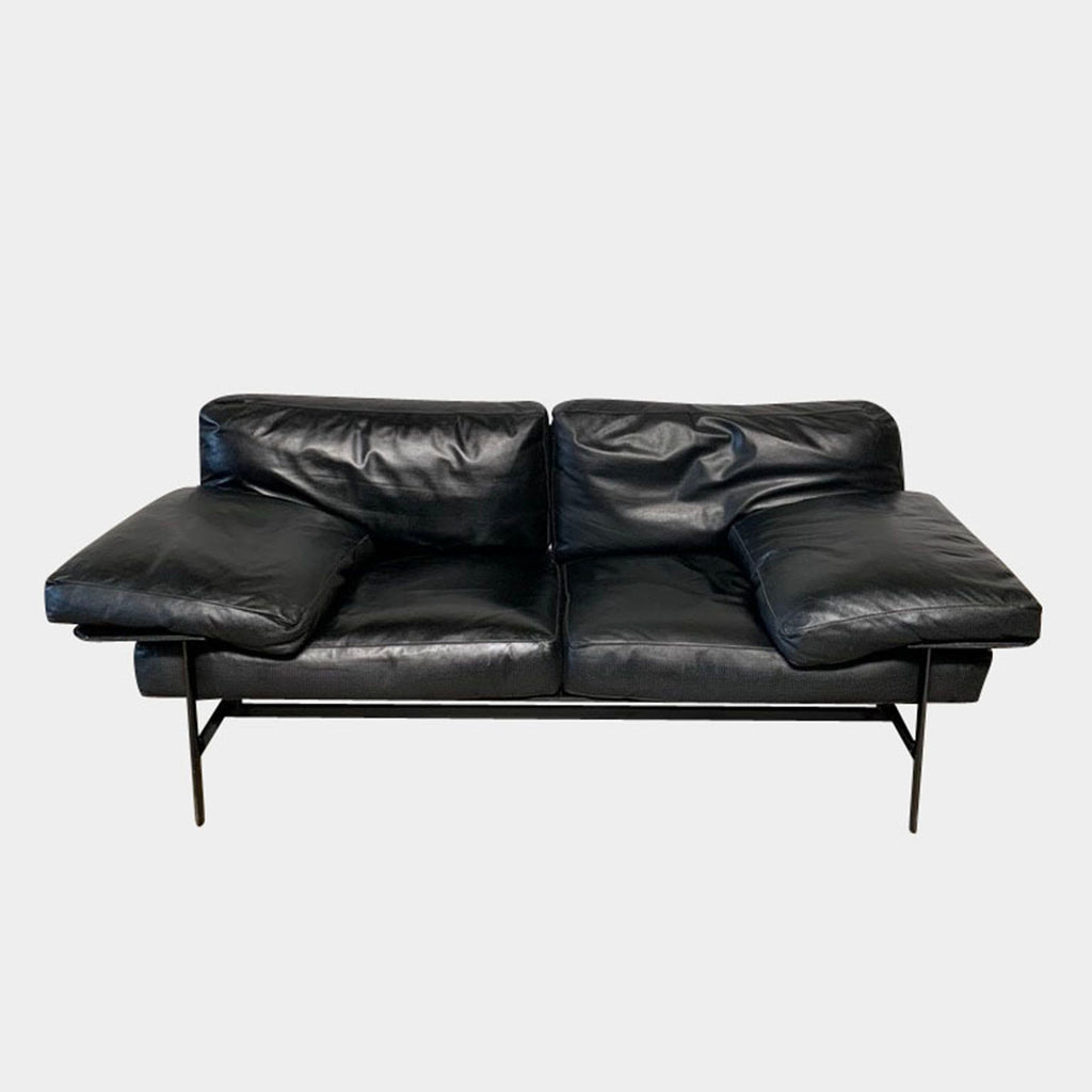 Diesis Leather Sofa - Modern Resale