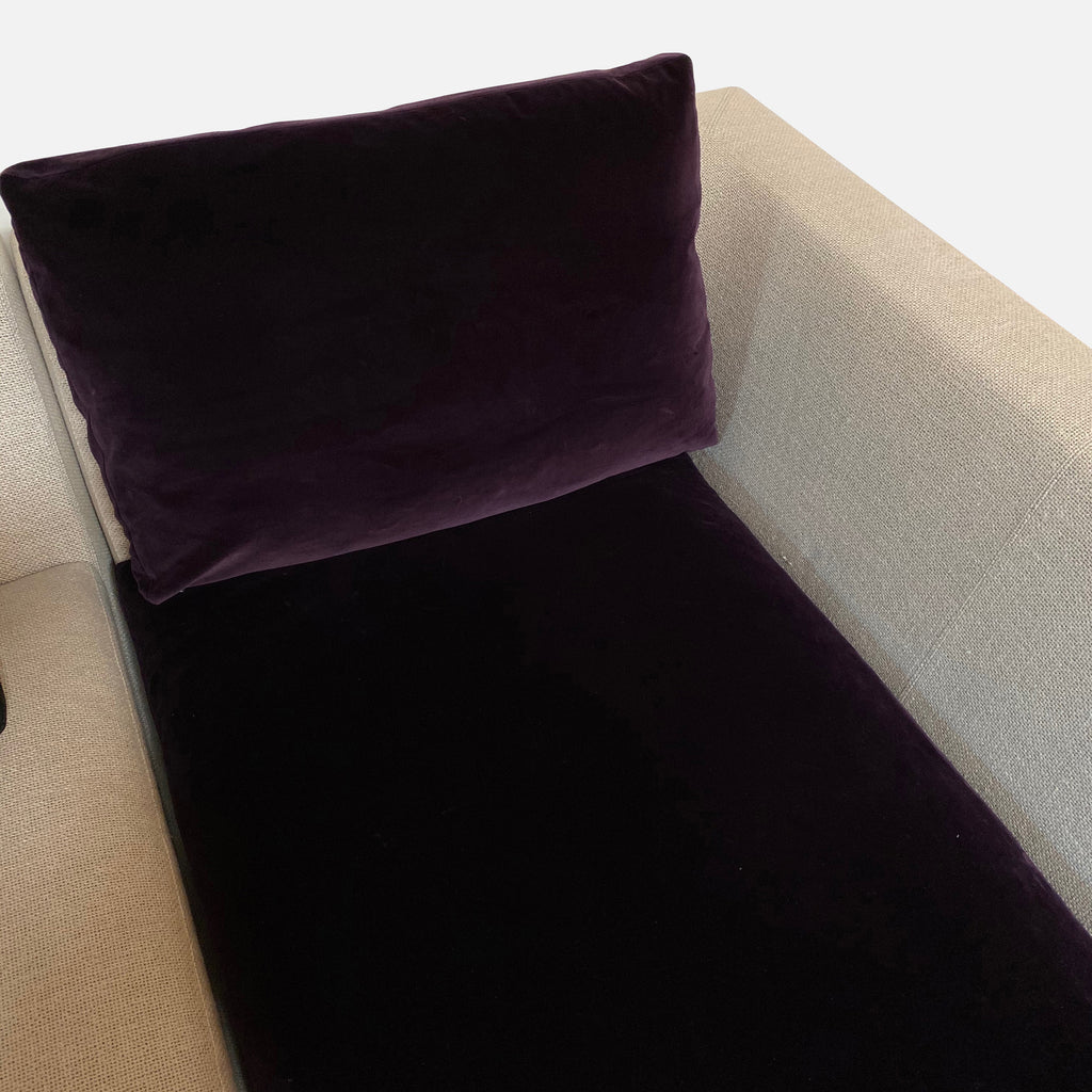 Charles Right Chaise Sectional Covers - Full Set, Accessories - Modern Resale