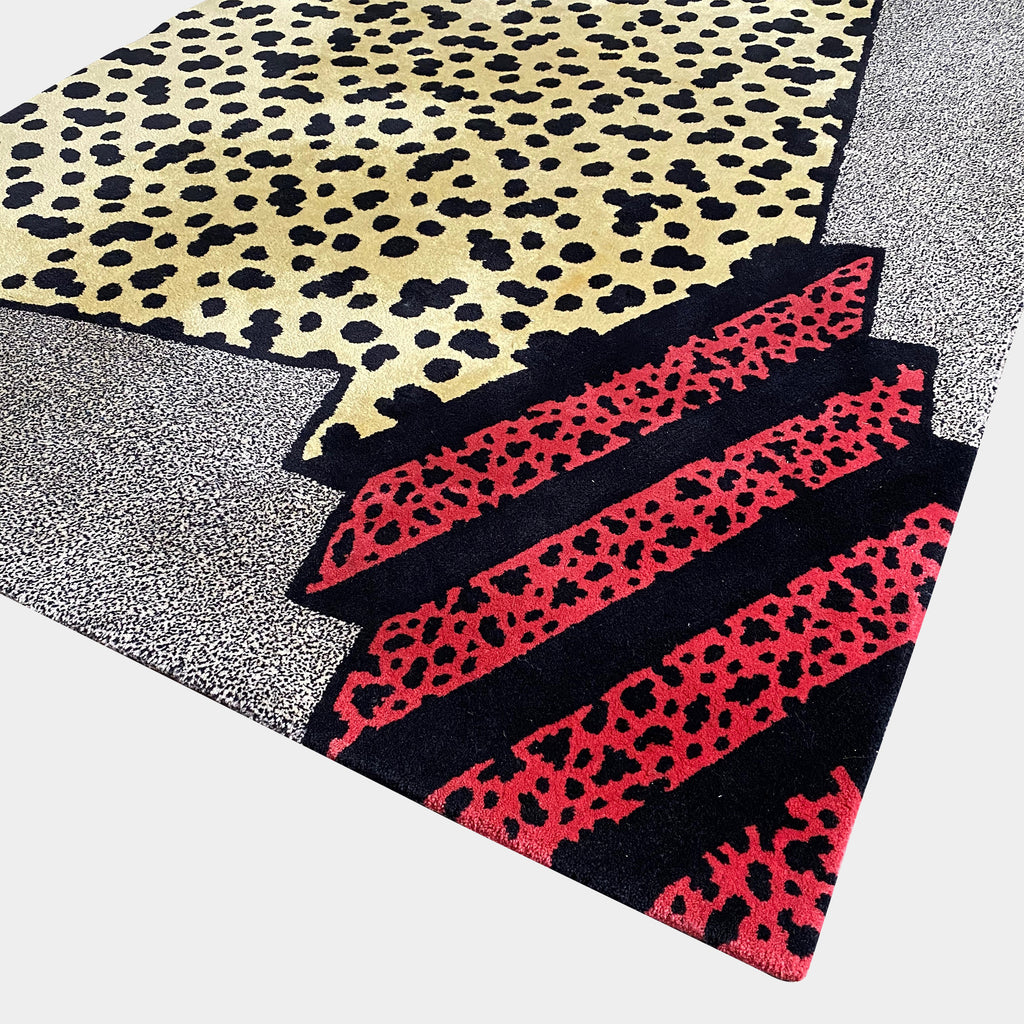 Vintage Ettore Sottsass Rug detail | Los Angeles | Consignment