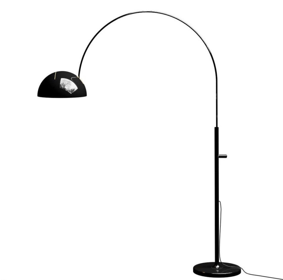 Coupe Arc Floor Lamp