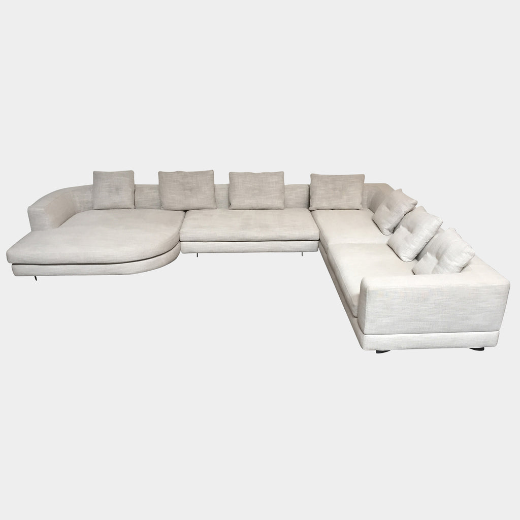 Alexander Sectional, Sectional - Modern Resale