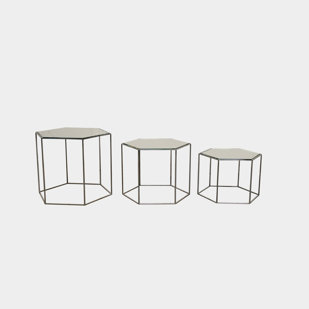 Desalto Hexagon Nesting Tables