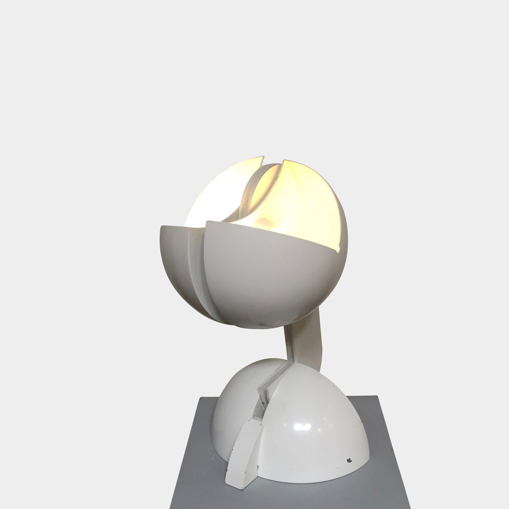 Martinelli Luce 'Ruspa' Table Lamp by Gae Aulenti, 1968