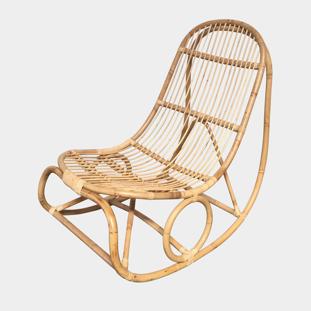 Nanny Rocking Chair, Lounge Chair - Modern Resale