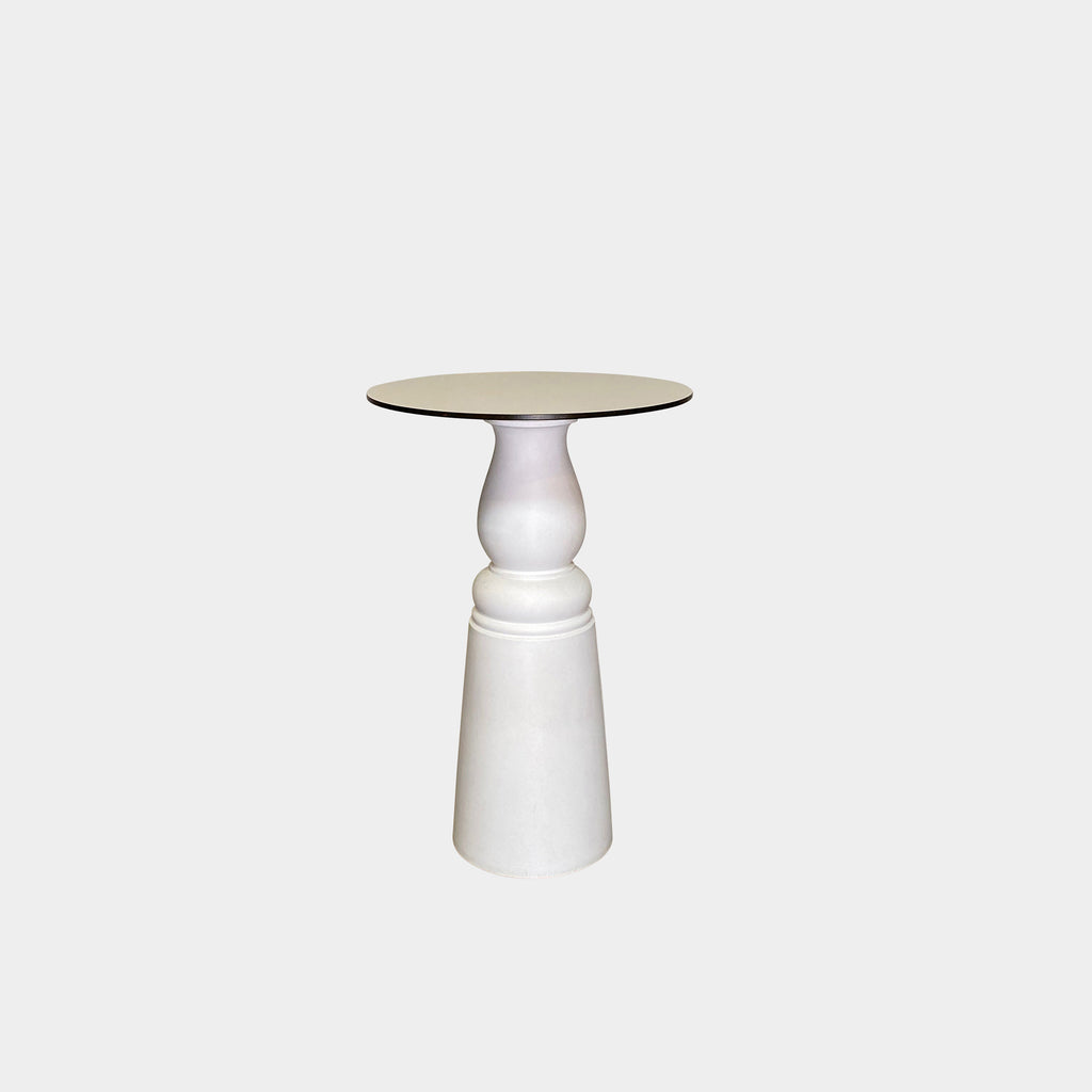 Moooi bar height container table