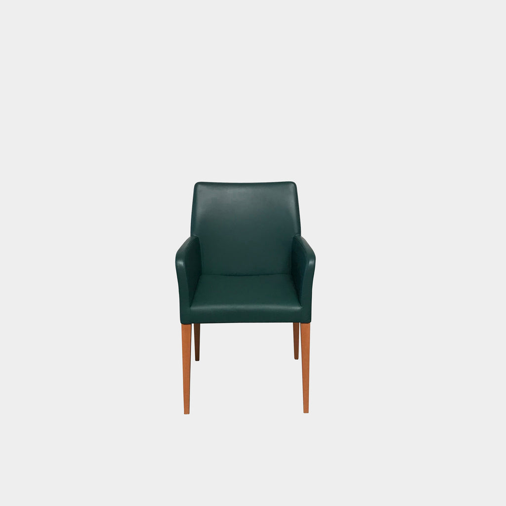 Green Dining Armchair