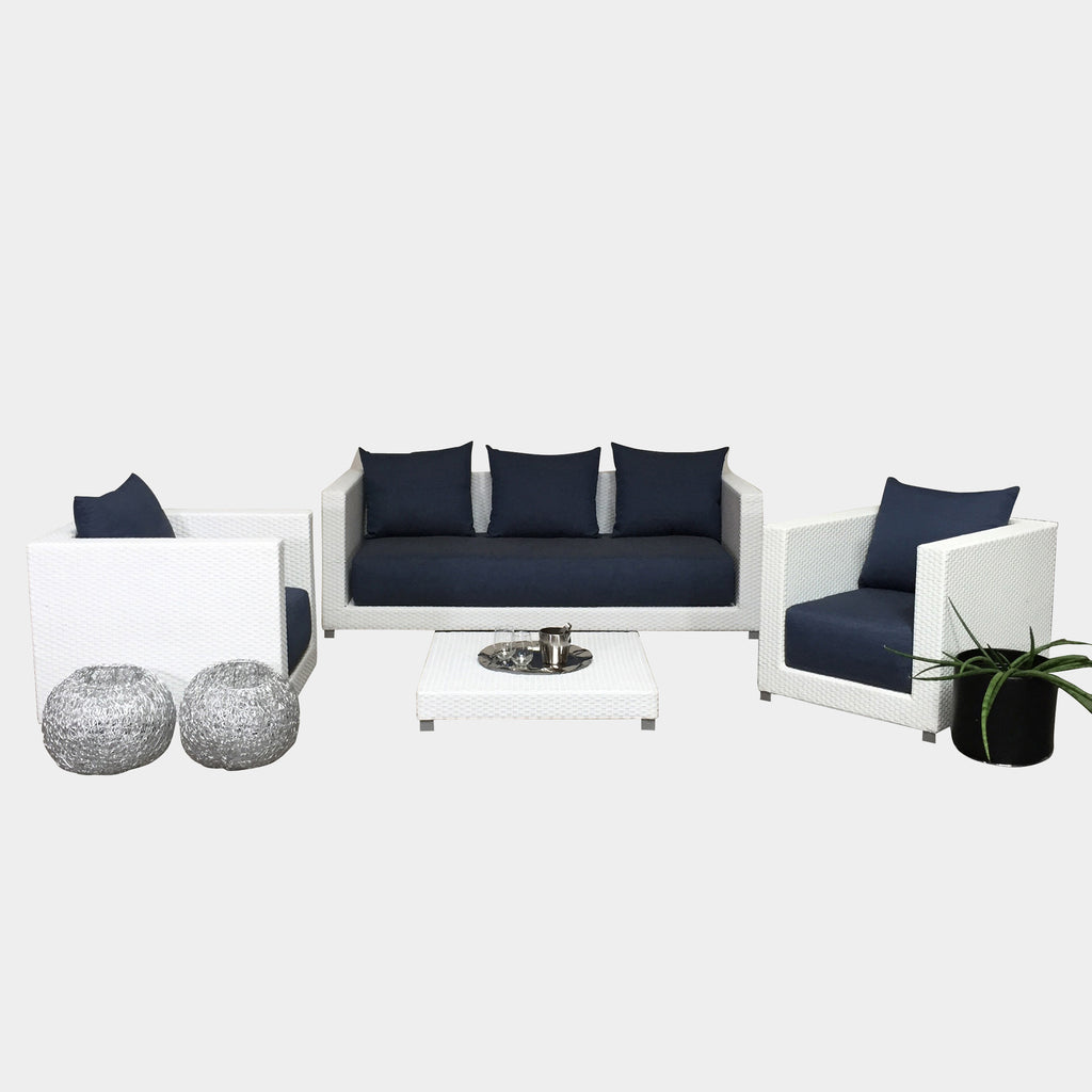 InOut Outdoor Set, Outdoor Sofa - Modern Resale