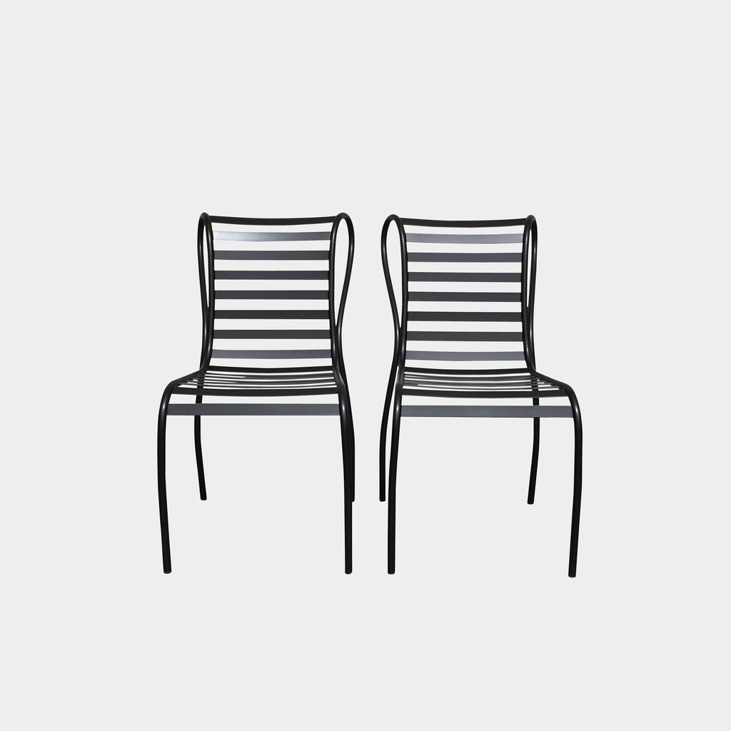 Ficelle' Indoor / Outdoor Chairs (2 In Stock), Dining Chair - Modern Resale
