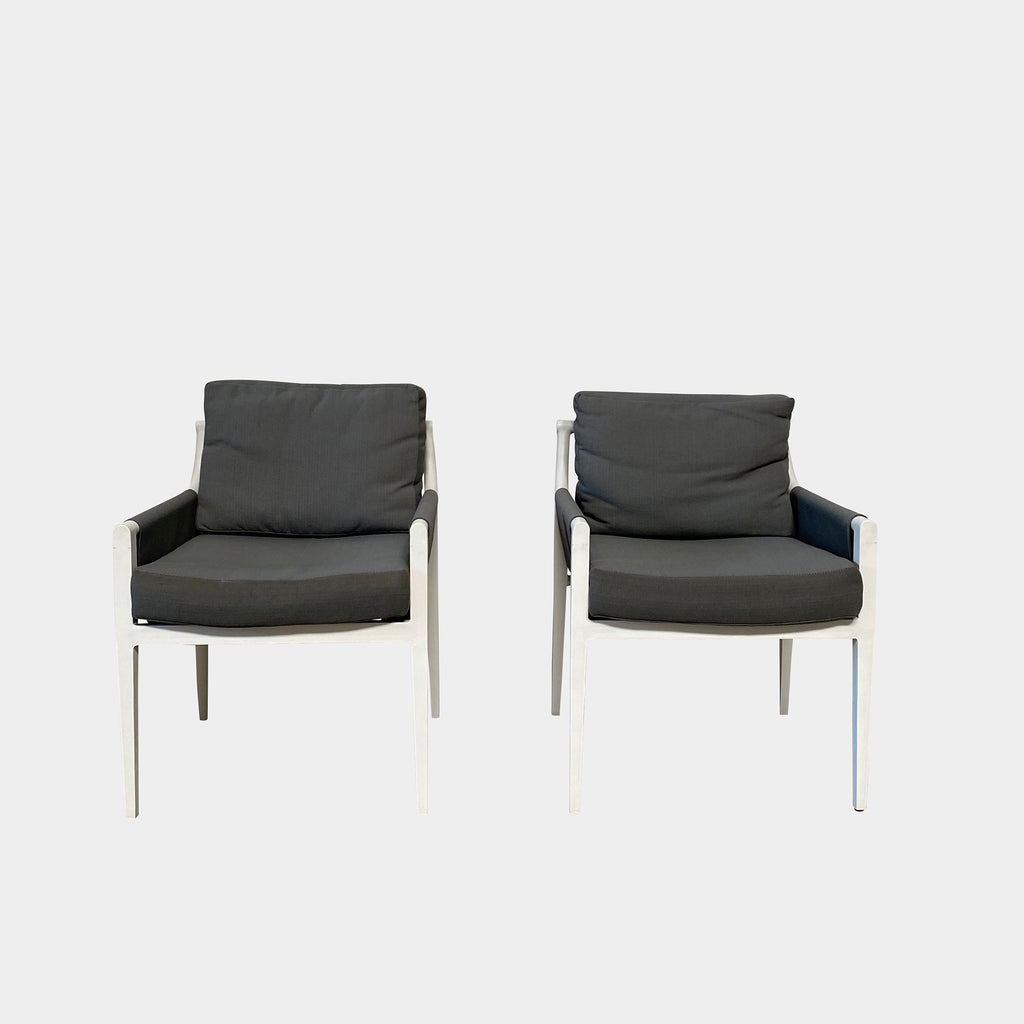 Steve James Outdoor Chairs, Outdoor Chair - Modern Resale