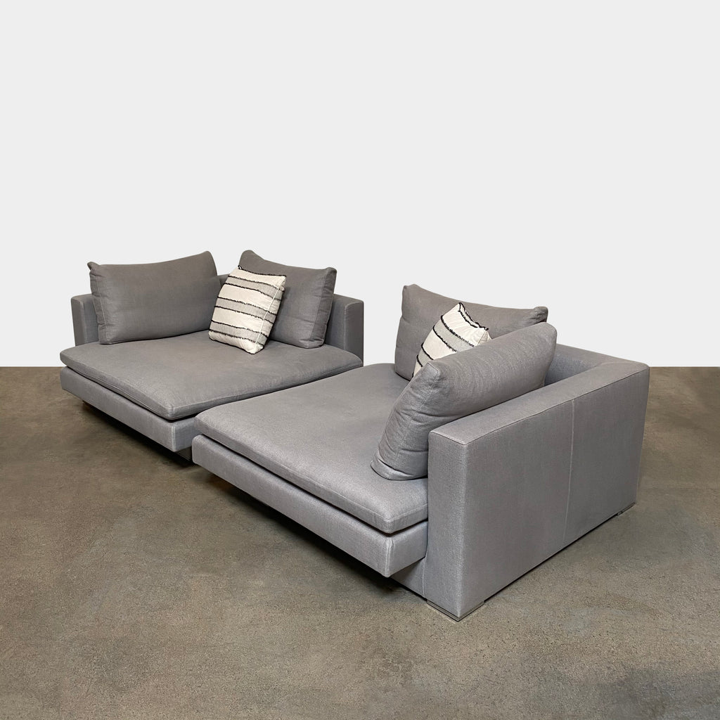 C Hi Bridge Corner Element, Sofa - Modern Resale