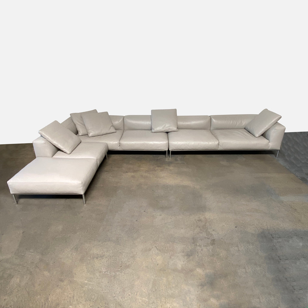 Frank Sectional - Modern Resale